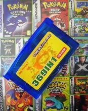 369 gba/nes jeux dans une cartouche