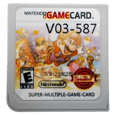 carte r4 pour 2ds 587 jeux DS dans une cartouche pour 3DS 2DS DSi DS   R4 Carte France
